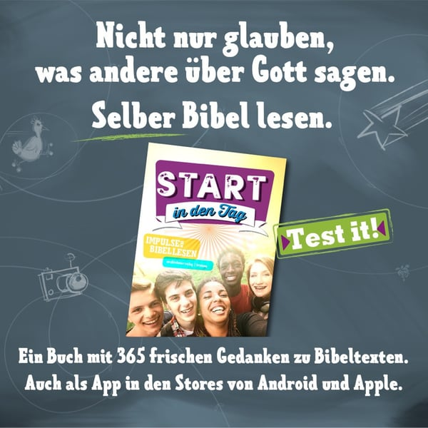 Start in den tag